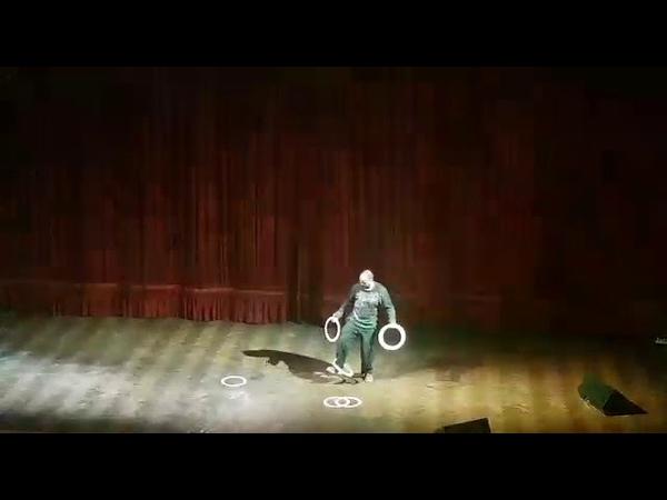 Presentación en Cordoba Unc circo en escena Arg