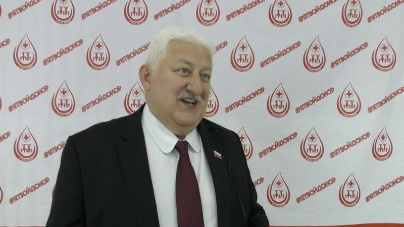 Председатель ЛОРО РКК, депутат Законодательного Собрания Ленинградской области Арчил Лобжанидзе
