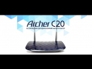 Маршрутизатор TP Link Archer C20