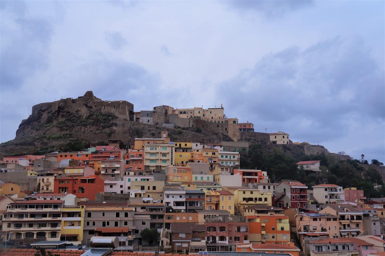 Кастельсардо - главная цитадель Сардинии
