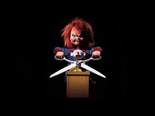 Детская игра 2. Кукла Чаки(1990) ужасы
