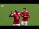 Paul Pogba All Premier League Goals and Assists for Manchester United