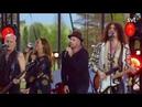 "Electric Boys Dishes live at ""Moraeus med mera"" on Swedish TV"
