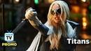 Titans 1x02 Promo Hawk and Dove