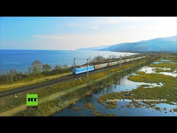Russland von oben Deutscher Regisseur dreht eine etwas andere Doku über Russland