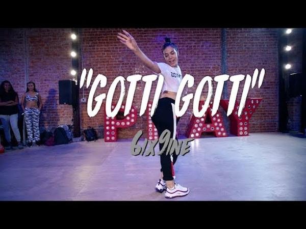 6ix9ine - Gotti Gotti | Nicole Kirkland Choreography