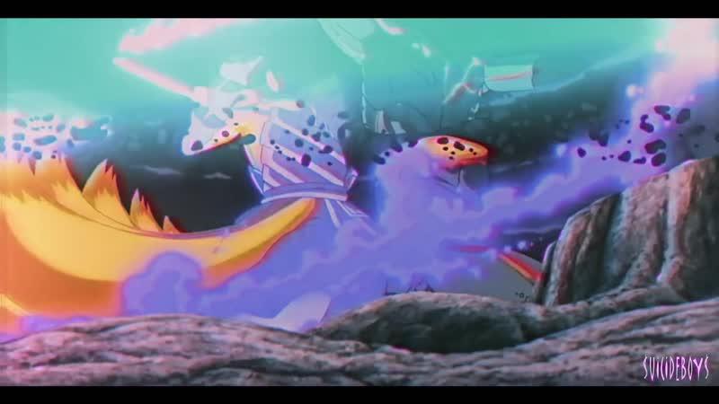 $UICIDEBOY$ _⁄_⁄ BORUTO (Naruto _u0026 Sasuke vs. Momoshiki) [AMV]