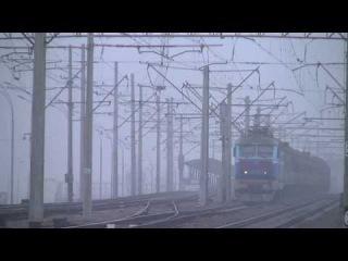 ЧС4-061 (КВР) с поездом 42 Киев - Москва