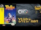 SNEStream 8 bit Felix the Cat (1992)