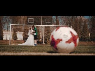 1 свадебный клип Павел и Яна