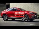 Changan CS85 достойный конкурент BMW X4