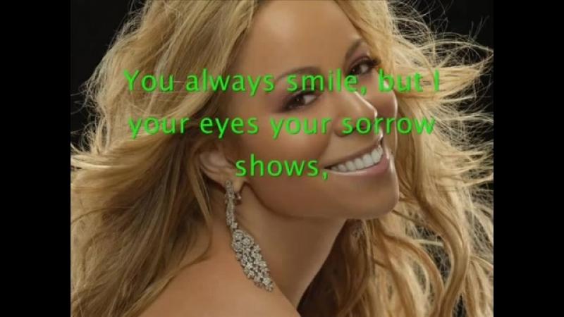 Mariah Carey - I Can't Live (Я не могу жить)