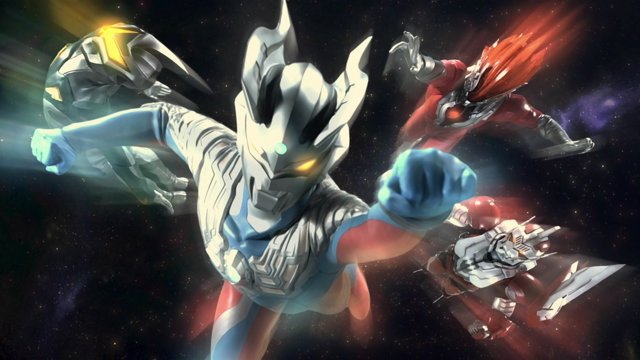 ウルトラマンゼロ THE MOVIE 超決戦! ベリアル銀河帝国 Ultraman Zero THE MOVIE: Super Decisive Battle! Belial Galactic Empire