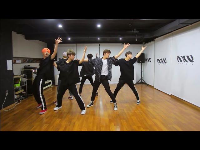 SNUPER (스누퍼) - 유성 Dance Practice (Mirrored)