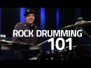 Everything You Need To Be A Rock Drummer Drum Lesson Drumeo