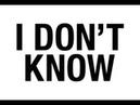 0042 КАК СКАЗАТЬ ПО АНГЛИЙСКИ и ПО КИТАЙСКИ, Я НЕ ЗНАЮ, I DON'T KNOW, 我不知道, Wǒ bù zhīdào
