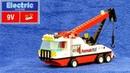 Обзор раритета Лего 6484 Эвакуатор Формула 1 Lego 6484 F1 Hauler Review