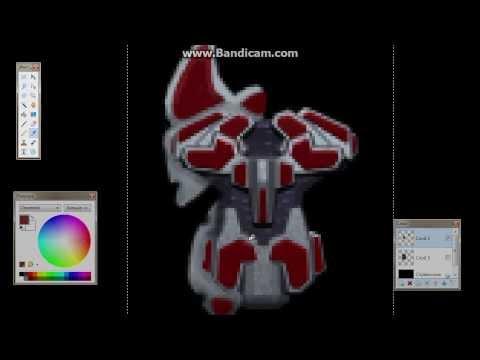 Рисование в Paint.NET 1. Корабль