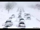 $78 Скания S500 Коллапс на М4 Дон!!! Снег как всегда выпал неожиданно)))