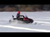 Наши тесты - Снегоходы «Yamaha» 2012-го модельного года