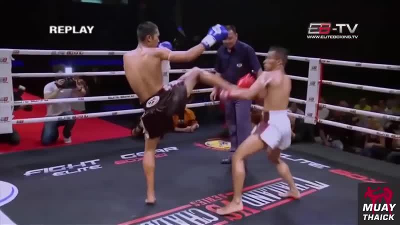 Виталий Варченко. Muay Thai. К-1. ММА. Нокаутирующие фишки.