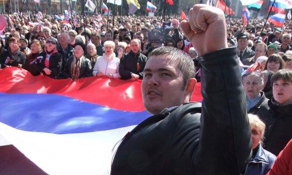 независимость ДНР