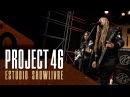 Capa de jornal - Project 46 no Estúdio Showlivre 2017