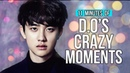 EXO D.O FUNNY MOMENTS ENG SUB