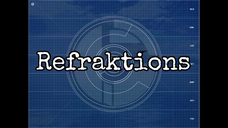 REFRAKTIONS Self Genrative Music App With AI MIDI Out Tutorial for the iPad