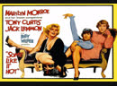 Some Like It Hot (1959) / Мерлин Монро / В джазе только девушки