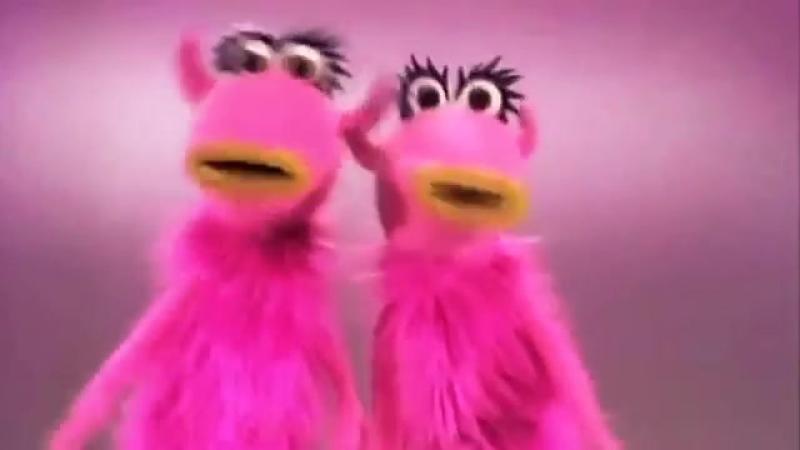 Muppet show ★ mahna mahna m ★ bacco... original !!