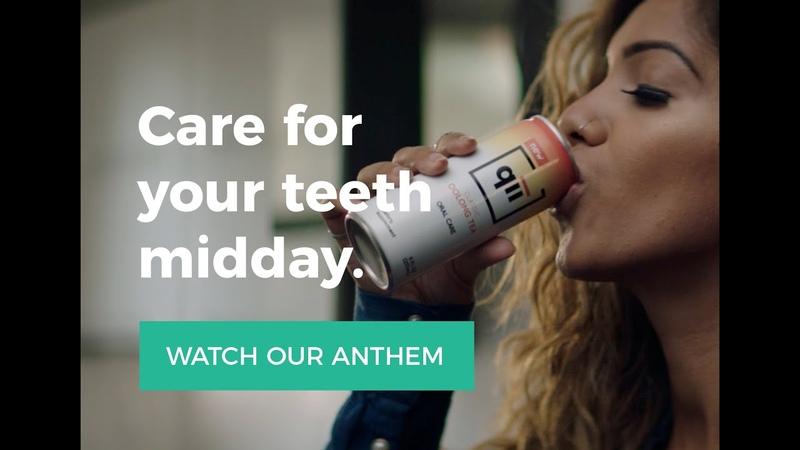 Первый в мире напиток для ухода за полостью рта Qii создали в Канаде