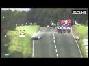 Crash at Deer's Leap - 2014 Ulster Grand Prix