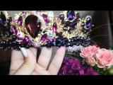 Фиолетовая корона