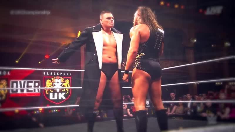 Pete Dunne Vs Joe Coffey - NXT UK TakeOver: Blackpool