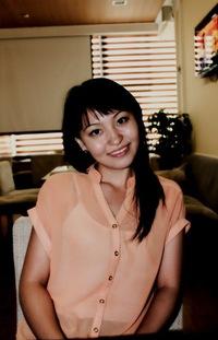 Dana Zhunusova, 27 января 1991, Волгоград, id145783020