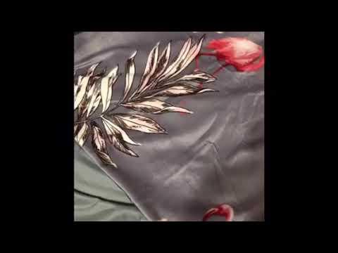 Постельное белье бархатное