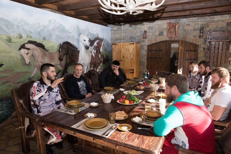 Рамзан Кадыров   Грозный