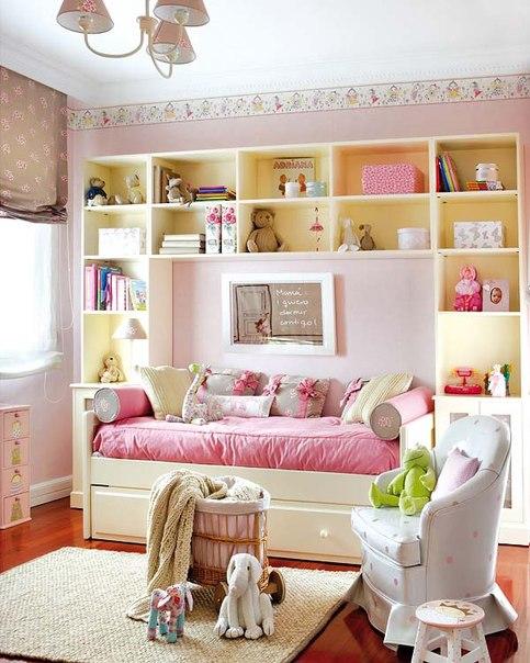 Детская комната в деталях