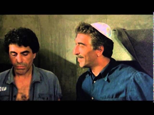 Мераб Папашвили в израильской тюрьме. Паспорт (1990).