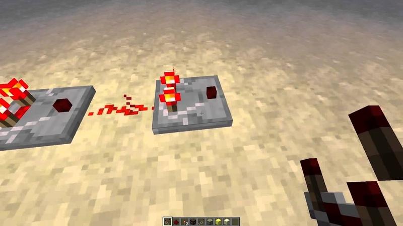 Что такое компаратор, и как он работает.Minecraft 1.5