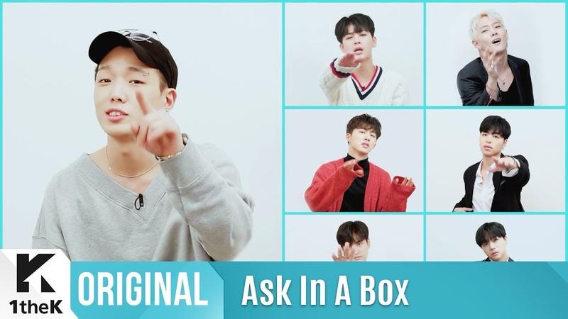 Ask In A Box Special(에스크 인 어 박스 스페셜) iKON(아이콘) _ GOODBYE ROAD(이별길)(제자리 댄스 Ver.)