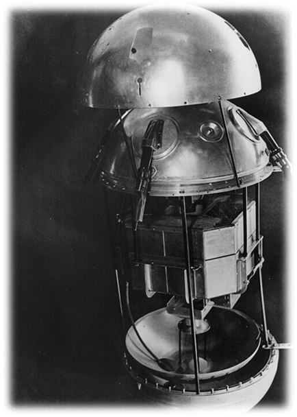 4 октября (1957 года) - Запуск СССР первого спутника AJWOQKAaC0Y