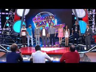 Comedy Баттл - Импровизация участников (2 тур, сезон 1, выпуск 29, эфир 06.12.2013)