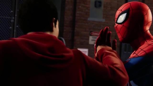 Уроки самообороны с человеком-пауком