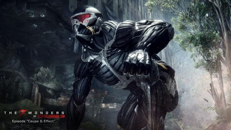 Crysis 3 Шедевр 2013. Коп на колени) танчики в 20:15