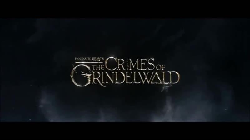 Fantastic Beasts Crimes of Grindelwald | TV-Spot 3