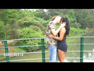 Kissing Prank - Wild Edition