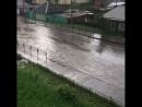 Дождливые реки Томска