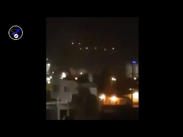 Enormous UFOs Sighting over Baja California (Mexico) ! August 11,2018